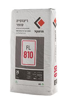 תרמוקיר 810 FL (ריצופית סופר) - מלט-צמנט (טיט)  לריצוף אריחים