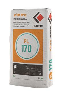תרמוקיר PL 170 - טיח-דבק להדבקה וציפוי לוחות פוליסטירן וצמר סלעים