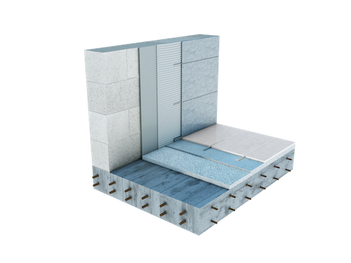 Termo_Kir_Indoor_tiles_system_Concrete_block_wall_render_01