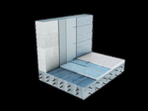 Termo_Kir_Indoor_tiles_system_Concrete_block_wall_render_01