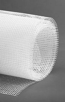 """רשת סיבי זכוכית 2.8X2.8 מ""""מ AX  - רשת לטיח בממ""""ד"""