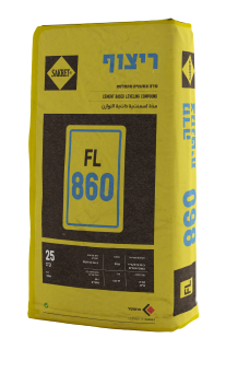 SAKRET FL 860 - מדה צמנטית מתפלסת