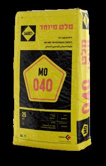 SAKRET MO 040 - דייס צמנטי לבטון דרוך ולעוגני קרקע